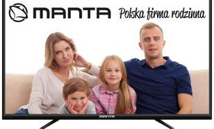 "Manta 55"" TV 55LUN57T - KABEL HDMI GRATIS!"