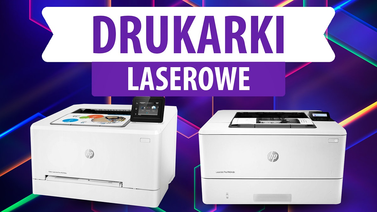 Jaka drukarka laserowa? | TOP 7 |