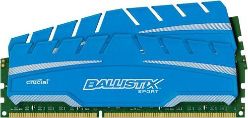 Crucial DDR3 Ballistix Sport XT 16GB/1866 (2*8GB) CL10