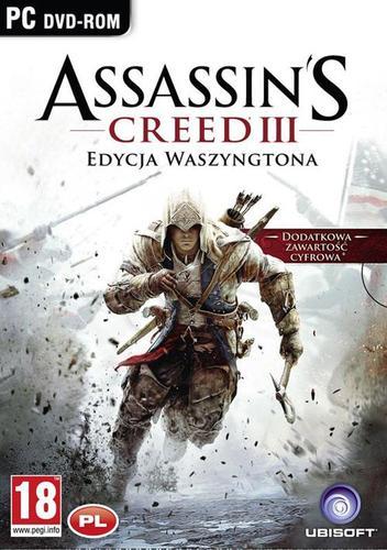 Assassins Creed III - Edycja Waszyngtona