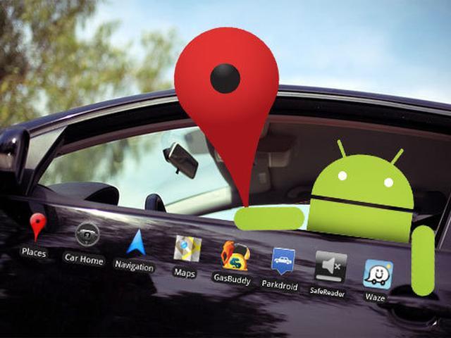 Android w samochodach od czołowych producentów