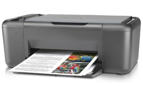HP DeskJet F2420 [TEST]