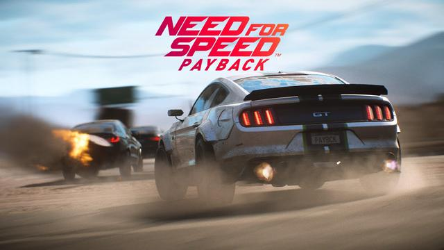 prezent na święta dla chłopaka - NFS Payback Xbox One