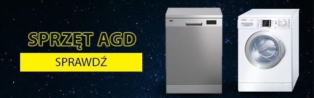 Lista sprzętu AGD wolnostojącego w obniżonych cenach >>>