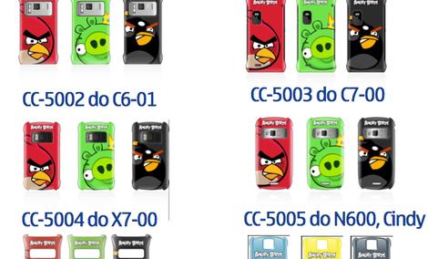 Najnowsze futerały i nakładki Nokia