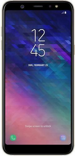 Samsung Galaxy A6+ (2018) 32GB Złoty (SM-A605FZDNXEO)