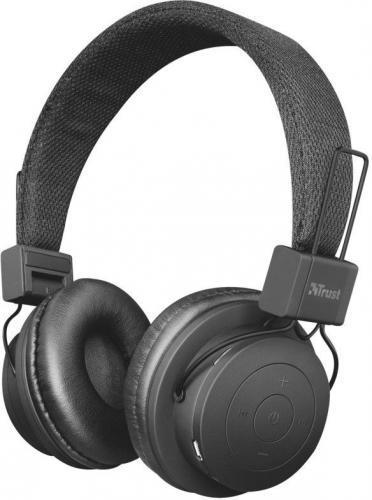 Trust Leva Wireless Bluetooth Headphone