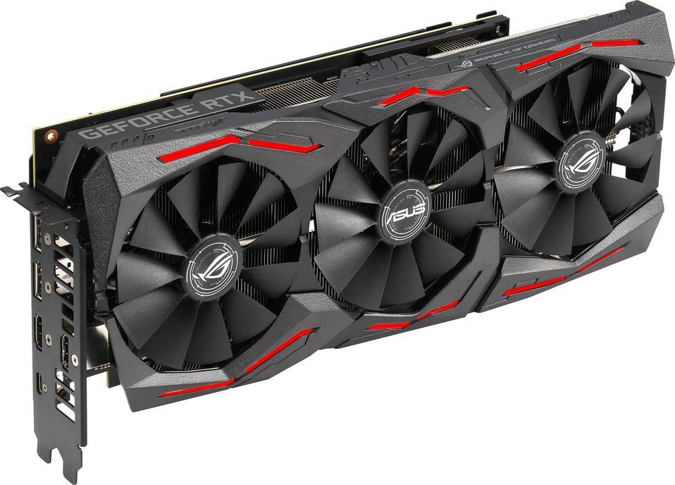 Asus Rog Strix GeForce RTX 2060 SUPER A8G Gaming 8GB GDDR6