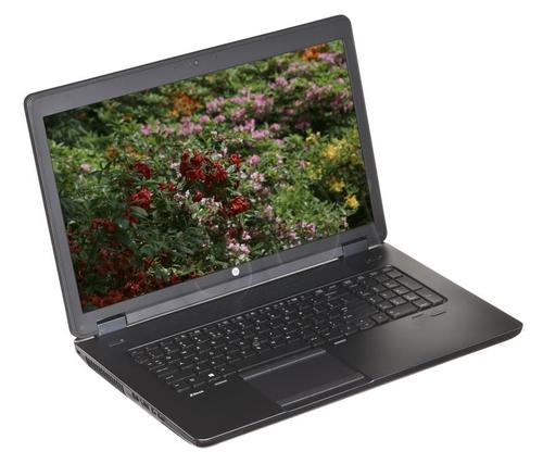 """HP ZBOOK 17 G2 i7-4710 8GB 17,3"""" FullHD 256GB [SSD] K3100M (4GB) W7Pro/W8Pro J8Z37EA"""