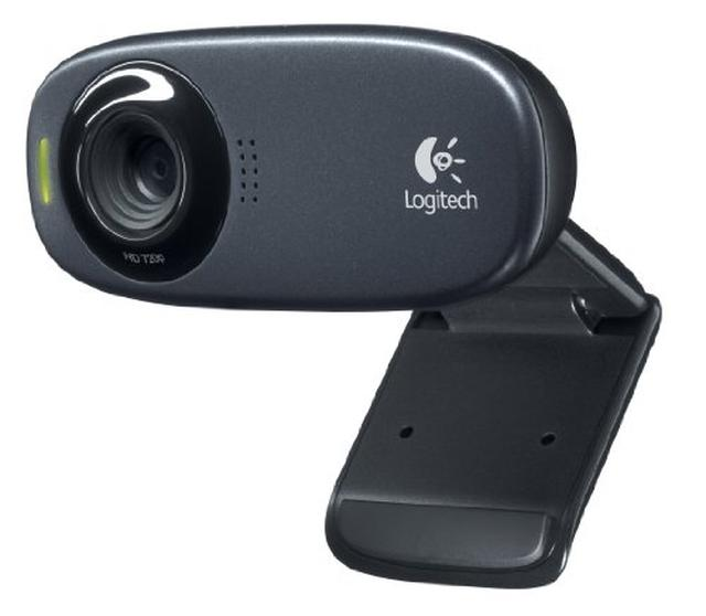 Test kamerki internetowej Logitech WEBCAM C310