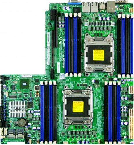 Supermicro Płyta serwerowa X9DRW-iF MBD-X9DRW-iF-O