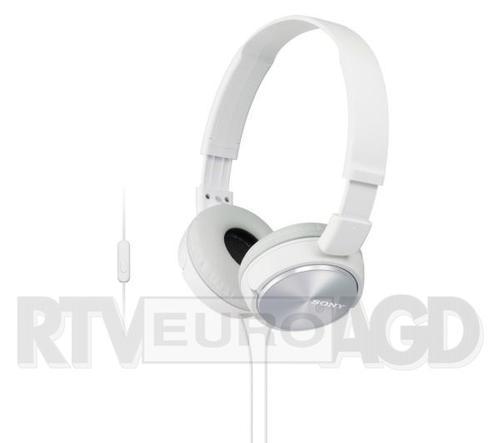 Sony MDR-ZX310AP (biały)