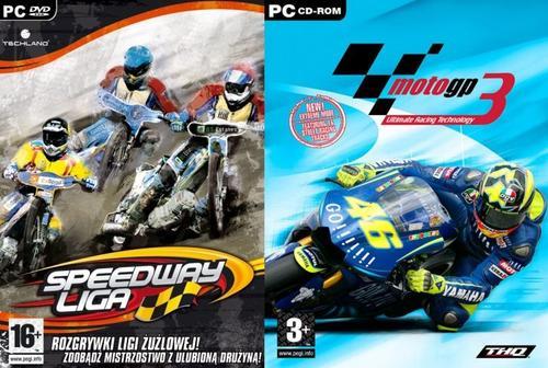 Techland Grand Spedway PAK (GP3 + Speedway Liga) PC