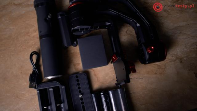 Feiyu-Tech A200 zestaw