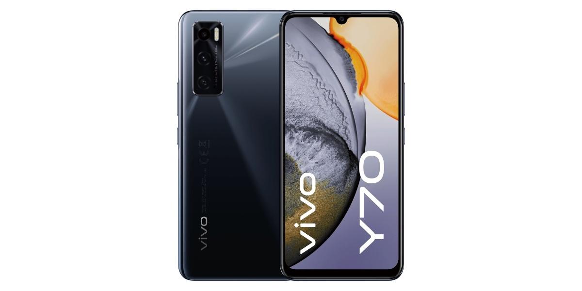 Vivo Y70 dostał ekran AMOLED