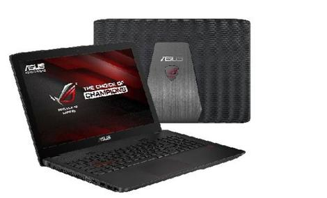 ASUS ROG GL552 - Notebook dla Graczy