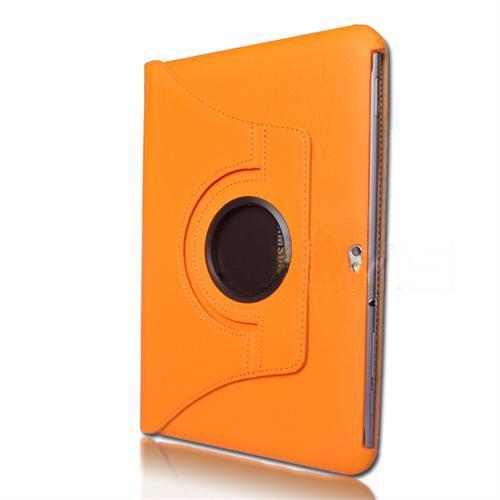 WEL.COM Etui obrotowe 360 stopni P3100 pomarańczowe