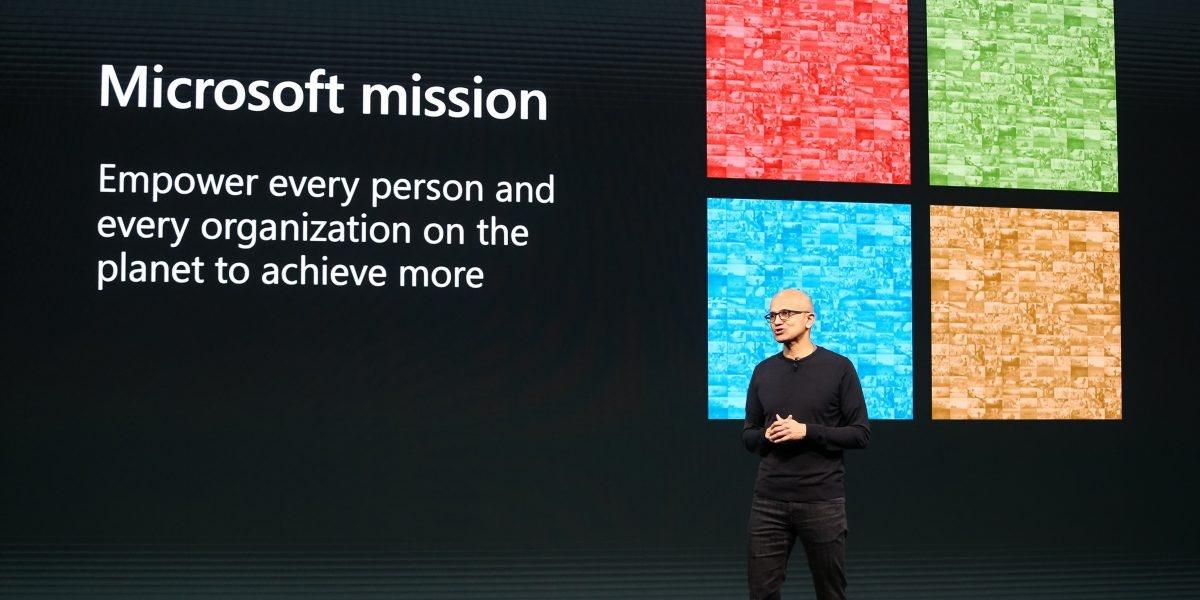 Microsoft przeznaczy na rozwój w Polsce miliard dolarów