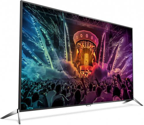 Philips 65PUS6121/12 4K, Smart TV, Netflix, Micro Dimming, PPI 800