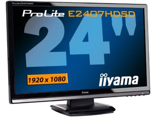 Iiyama ProLite E2407HDSD – 24 cale w promocyjnej cenie
