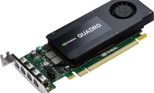 Fujitsu NVIDIA Quadro K1200 4GB S26361-F2222-L120 !!