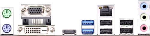 Asrock FM2A88M-HD+ FM2+ AMD A88X 2DDR3 USB3/RAID/6CH uATX