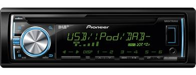 Pioneer DEH-X6600DAB