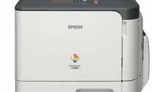 Epson AcuLaser C3900N COLOR LASER A4, SIEC
