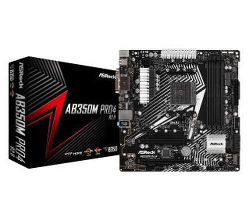 ASrock AB350M Pro4 R2.0