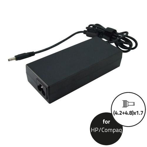 Qoltec Zasilacz do HP Compaq 90W | 18.5V | 4.9A | (4.2+4.8)*1.7