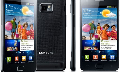 Samsung Galaxy S II [TEST]
