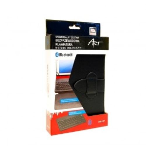 "ART Etui+klawiatura Bluetooth do tabletów 7""-7.1"" AB-107"