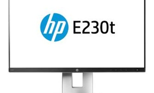 HP EliteDisplay E230t