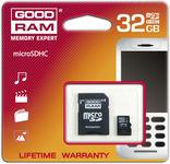 Goodram Micro SDHC Class 4 (+ adapter)