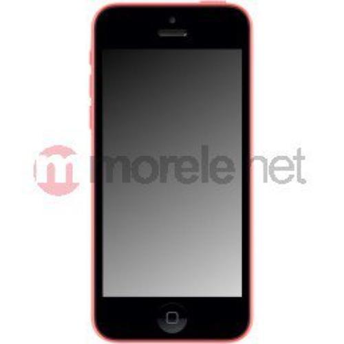 Apple iPhone 5C 16GB UK Różowo-czarny (ME503B/A)