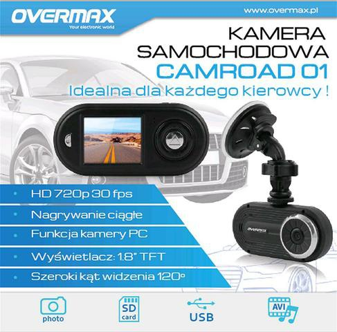 CamRoad01 Overmax