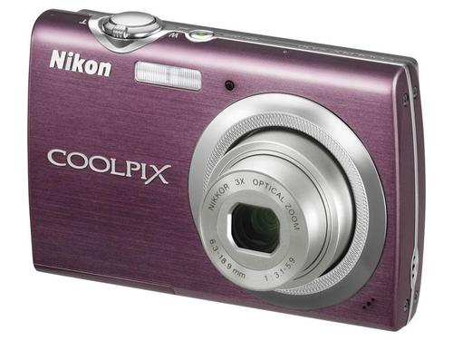 NIKON COOLPIX S230 (FIOLETOWY)