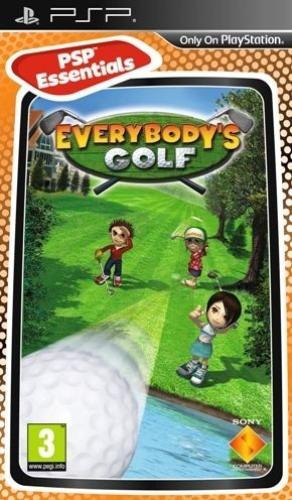 Sony Gra PSP Everybodys Golf PS719635772 Essentials ENG