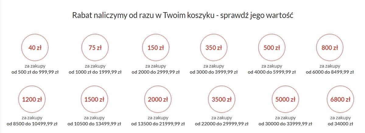"""Oferta """"więcej kupujesz, więcej zyskujesz"""" w RTV Euro AGD"""