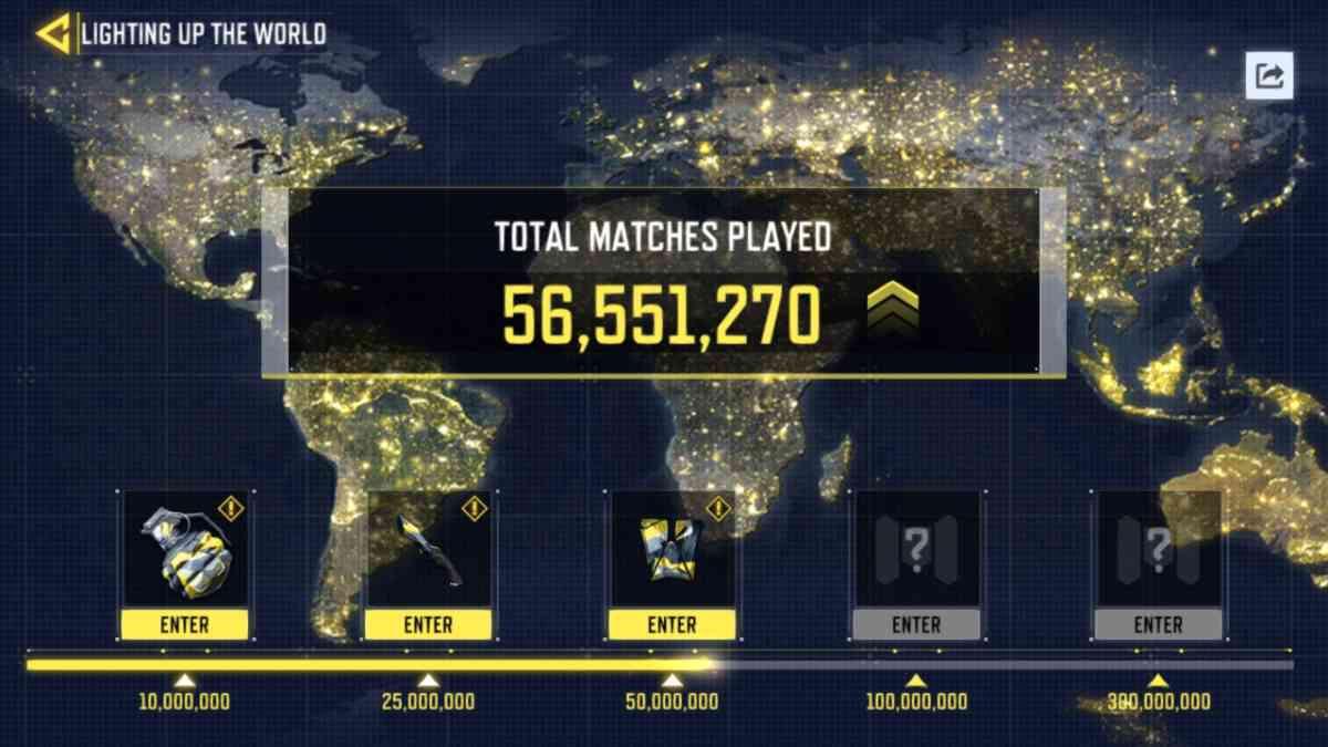 Call of Duty Mobile - Wrażenie robi ilość rozegranych meczów