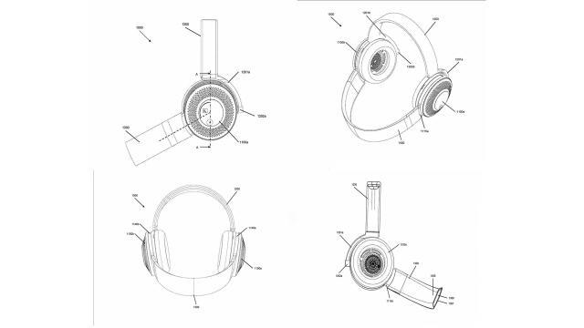 Słuchawki od Dysona mogą mieć spore oczyszczacze