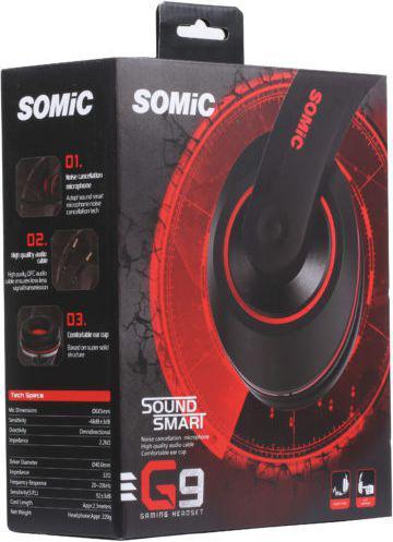 Somic G9 (SOM-G-9)