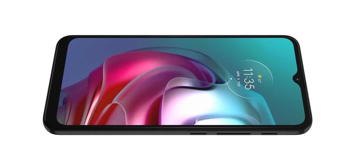 Motorola Moto G30 dostanie ten sam ekran, ale z odświeżaniem 90 Hz