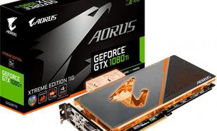 Gigabyte GeForce GTX 1080 Ti AORUS Waterforce WB Xtreme Edition 11GB GDDR5X (352 bit), DVI-D, 3xHDMI, 3xDisplayPort, BOX (GV-N108TAORUSX WB-11GD)
