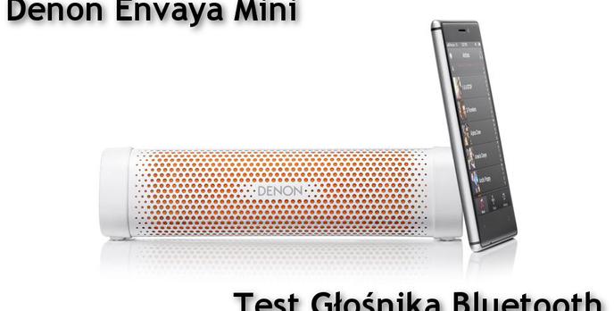 DENON Envaya Mini - Głośnik Bluetooth Do Zadań Specjalnych