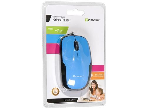 Tracer MYSZ Kriss niebieska USB