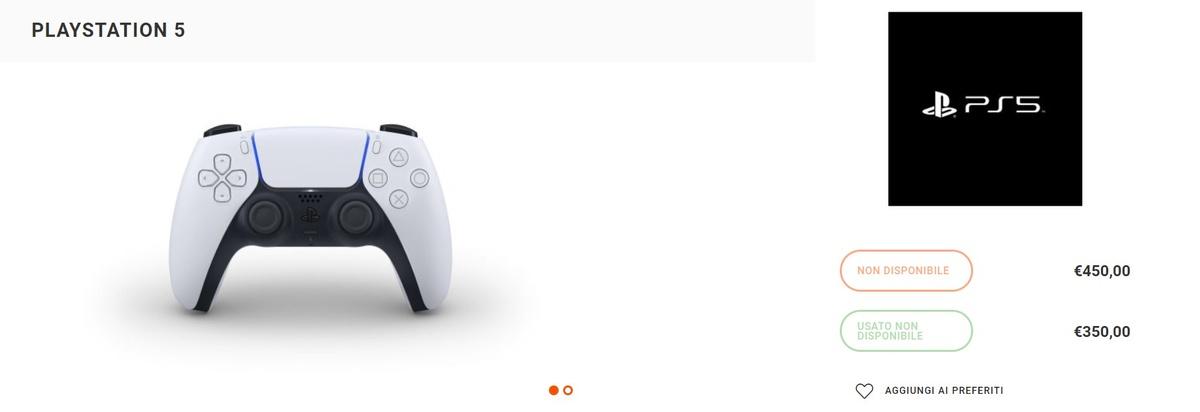 Sklep z PS5 zaskakuje niską ceną
