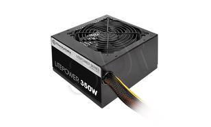 Thermaltake Litepower II Black 350W (Active PFC, 120mm) (PS-LTP-0350NPCNEU-2)
