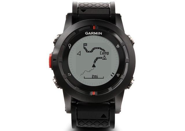 Garmin fenix - świetny zegarek dla turystów
