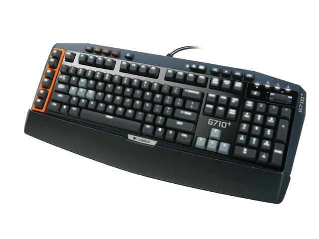 Logitech G710+ - kolejna gamingowa klawiatura na rynku